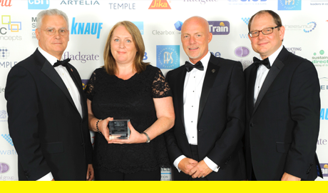 Mulalley wins Constructing Excellence Award
